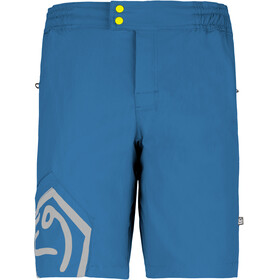 E9 Wet - Pantalones cortos Hombre - azul